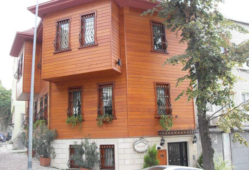 Esterno Hotel Tashkonak Studio Suites Istanbul