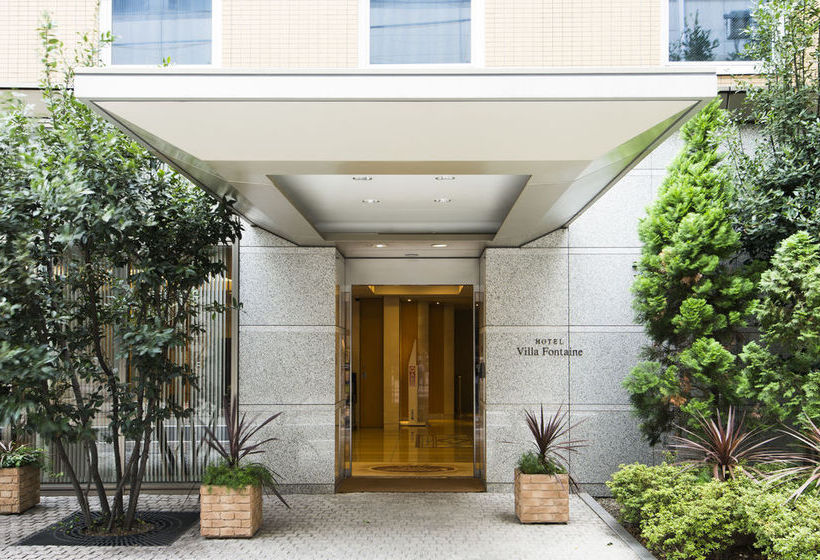 Hotel Villa Fontaine Hamamatsucho Tokio