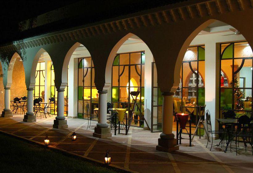 Hôtel Villa & Tente Manzil La Tortue Marrakech