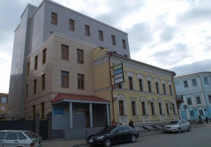 Hotel Bulak On Pravo Bulachnaya Kazan