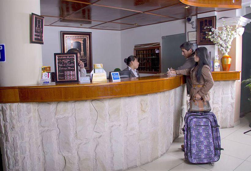 Hotel Casona Plaza Arequipa