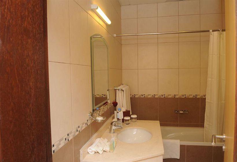 Badezimmer Hotel Kingsgate Doha