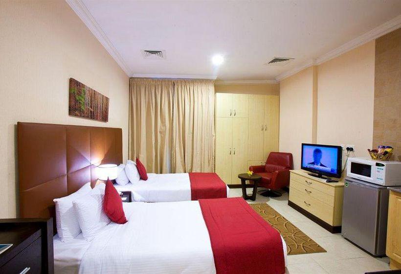 Chambre Hôtel Kingsgate Doha