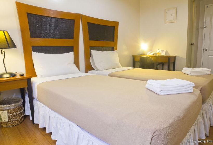 Hôtel Creekside Amorsolo Makati
