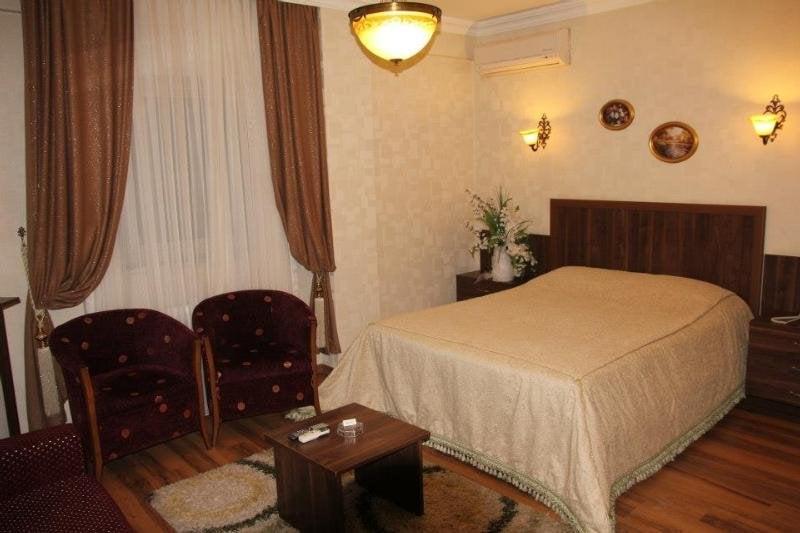 Hotel Sandal Trebizonda