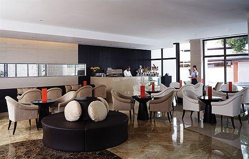 Cafeteria Hotel Jen Malé Male