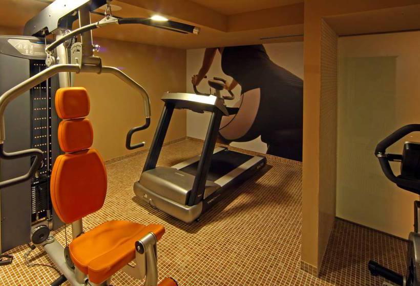 Sporteinrichtungen Hotel Xalet Bringue El Serrat
