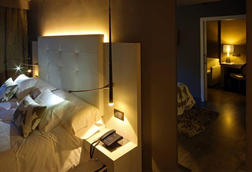 Camera Hotel Xalet Bringue El Serrat