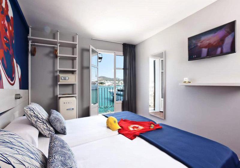 Hostal La Marina Ibiza Ville