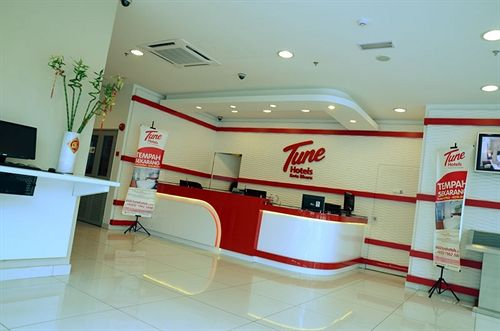 Tune Hotel - Kota Bharu City Centre