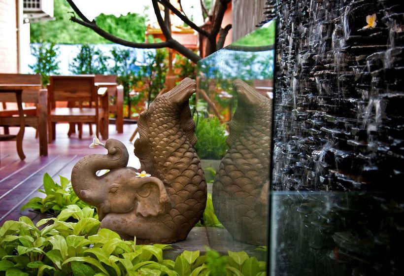 ホテル Plai Garden Boutique Guesthouse Suvarnabhumi Airport バンコク