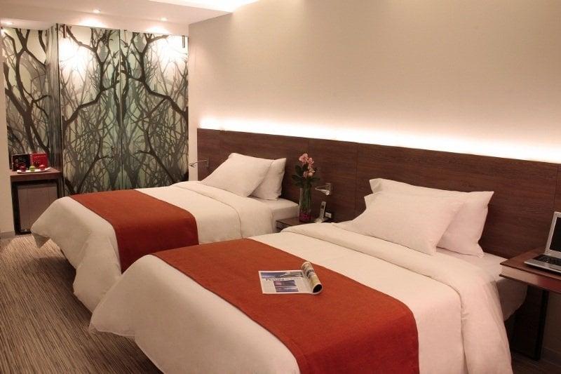 Hôtel Pestana Bogota 100