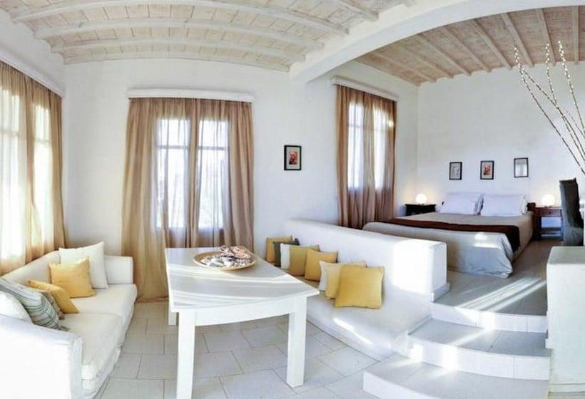 Camera Hotel Fos Suites Mykonos