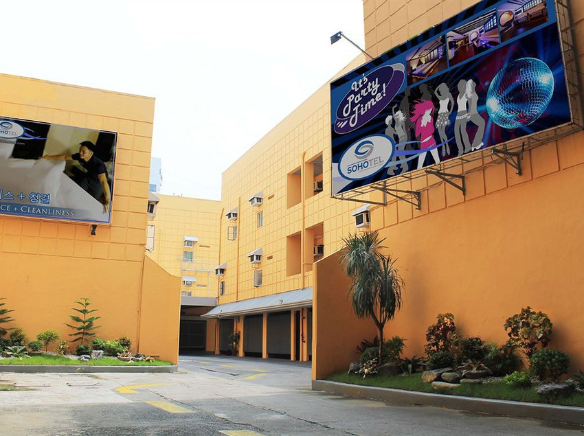 Sohotel Manille