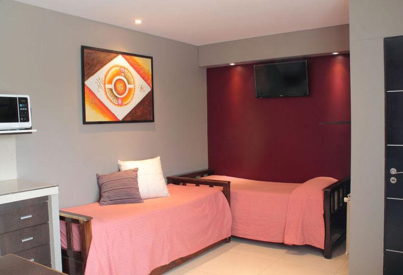 Hotel Paradise Departamentos Mendoza