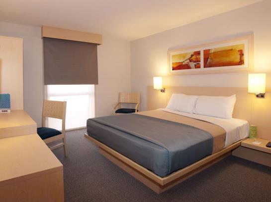 Hotel City Express Puebla Finsa Cuautlancingo
