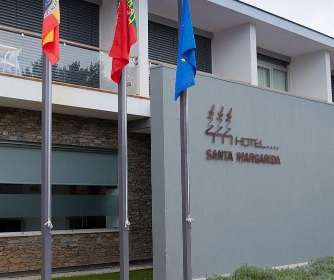 Hôtel Santa Margarida Oleiros