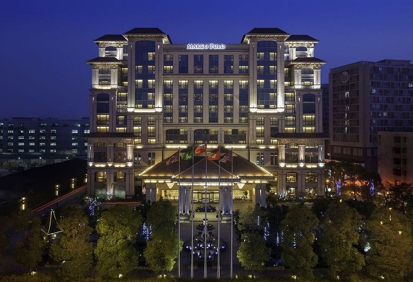 Hôtel Marco Polo Jinjiang