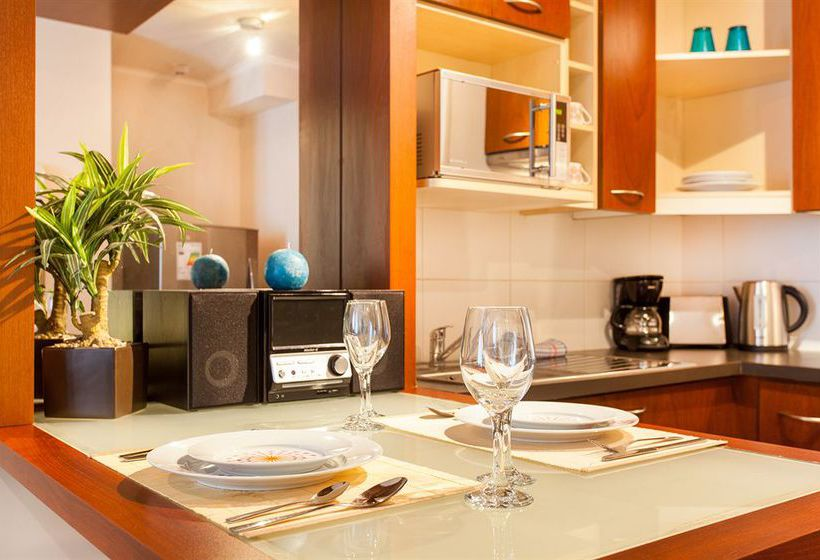 Lastarria Suites Aparthotel سانتیاگو