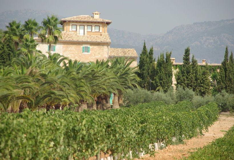 Aussenbereich Sa Cabana Hotel Rural & SPA Binissalem