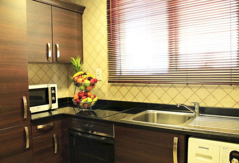 Marmara Hotel Apartments دبي