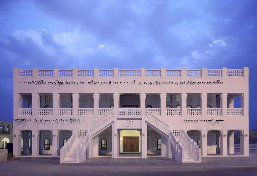 Aussenbereich Hotel Al Najada Boutique Doha