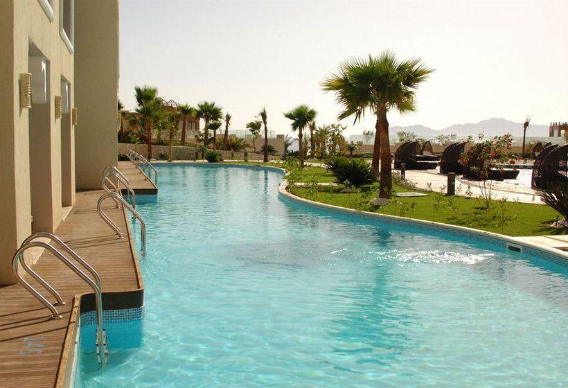 فندق Sunrise Grand Select Arabian Beach Resort شرم الشيخ
