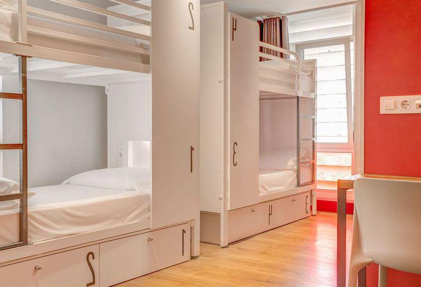 Chambre Generator Hostel Barcelona Barcelone