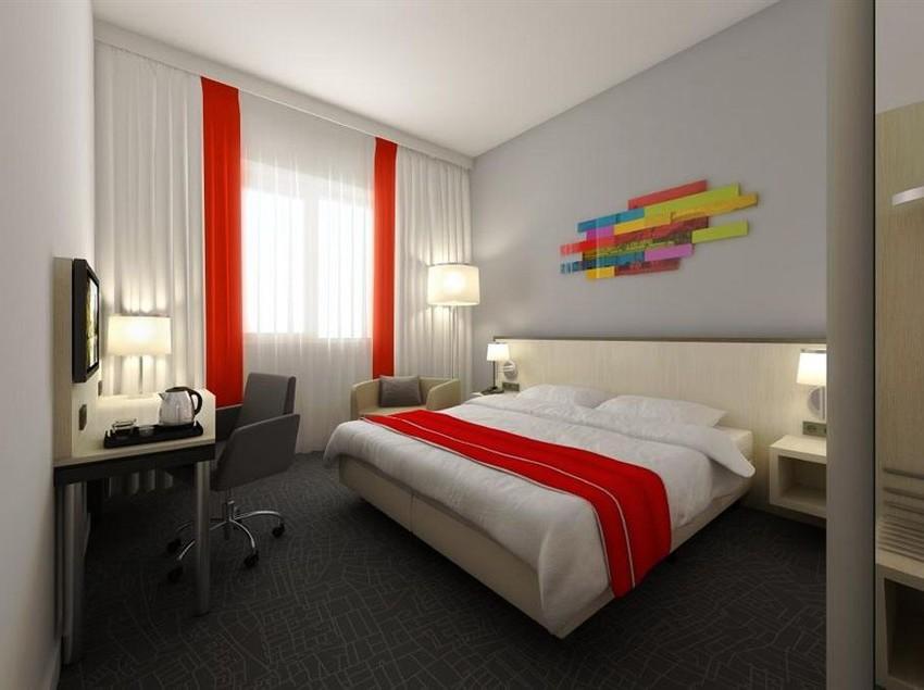 فندق Park Inn by Radisson Amsterdam Airport Schiphol سكيبول