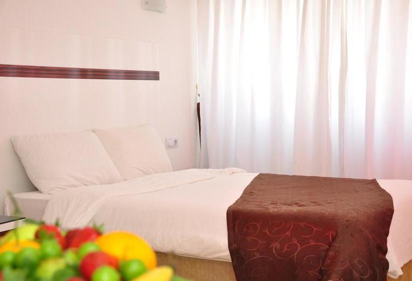 Habitación Hotel Atalla Antalya