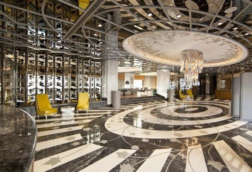 هتل Wyndham Grand Istanbul Kalamis Marina استانبول