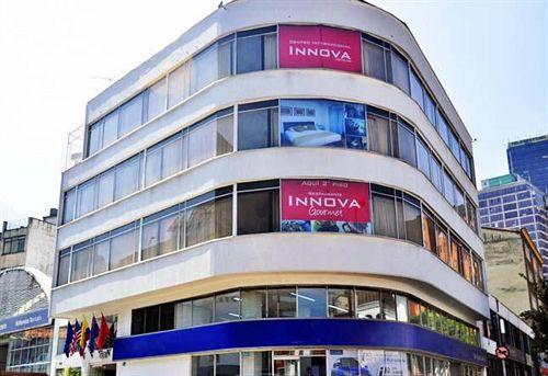 호텔 Innova Centro Internacional 보고타