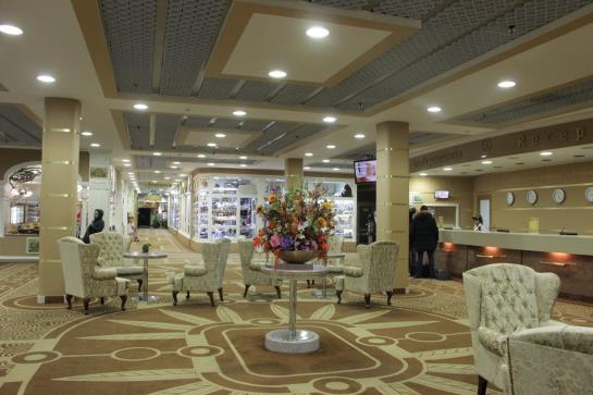 Hotel Izmailovo Gamma Moskau