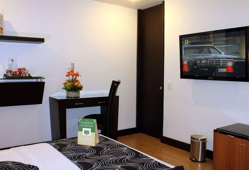 Hotel Suite Chico Bogotá