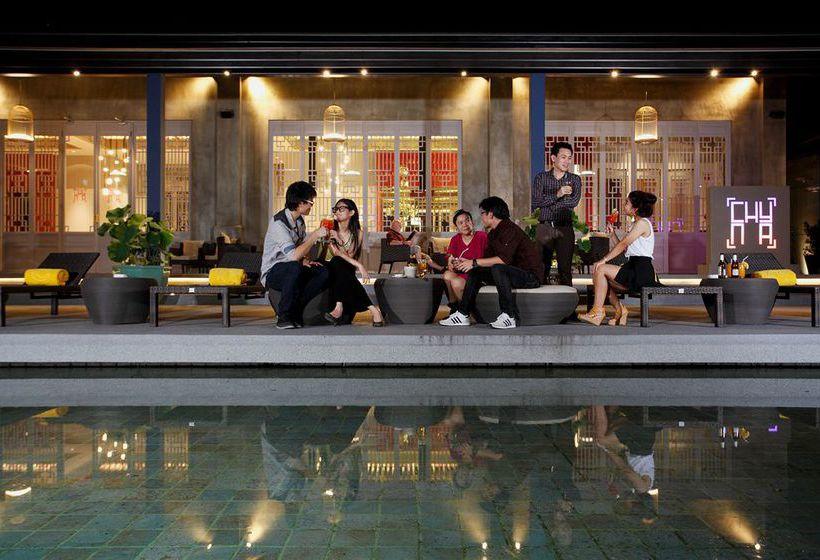 Hôtel Centra Central Station Bangkok