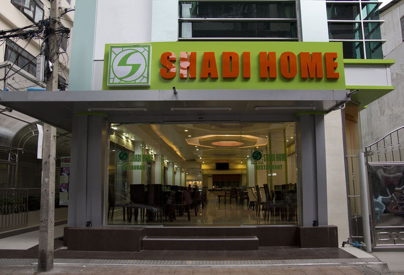 Hotel Shadi Home Bangkok
