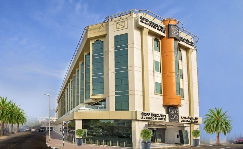 Al Khoory Executive Hotel Al Wasl  Dubai