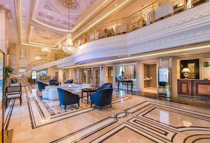 Hotel Elite World Business Estambul