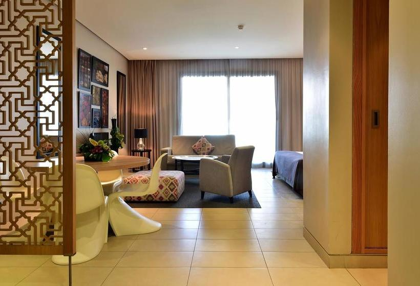 فندق Pestana Casablanca Suites & Residences الدار البيضاء