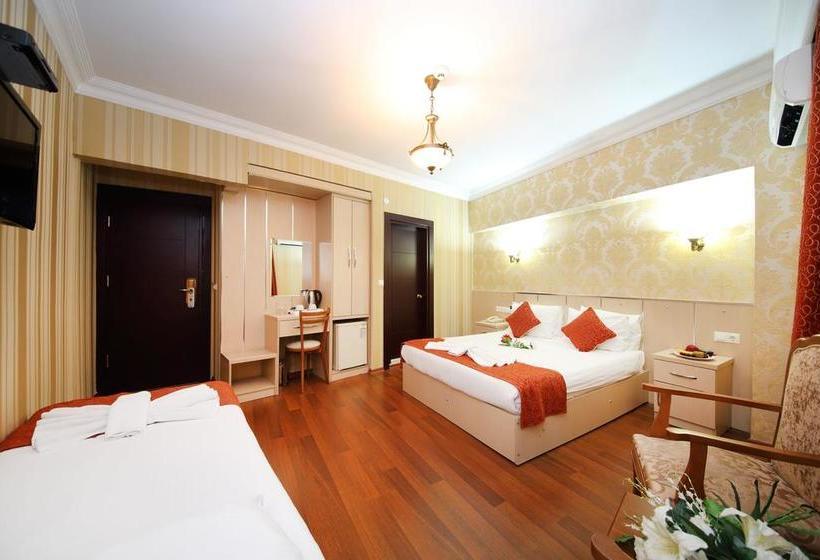 غرفة فندق Golden Horn Istanbul إسطنبول