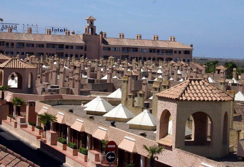 Aussenbereich Apartamentos Bahia Sur San Fernando