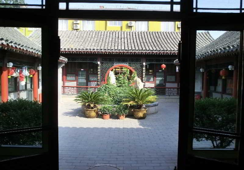 Hotel Shindom Inn Zhushikou Peking