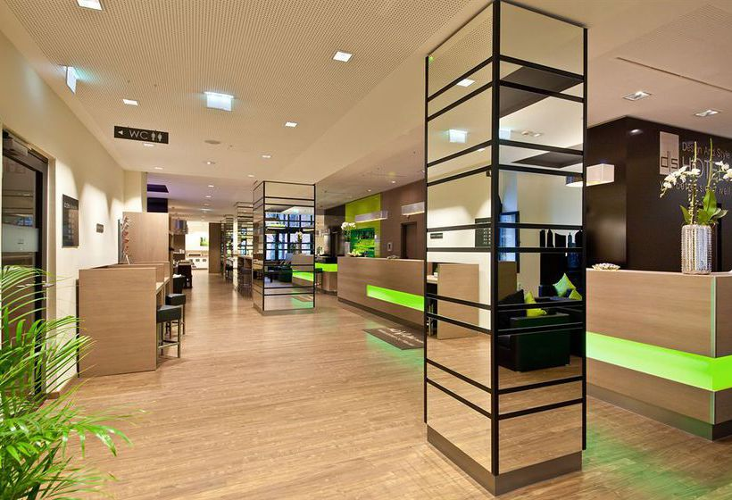 Novum Style Hotel Berlin Centrum Berlim