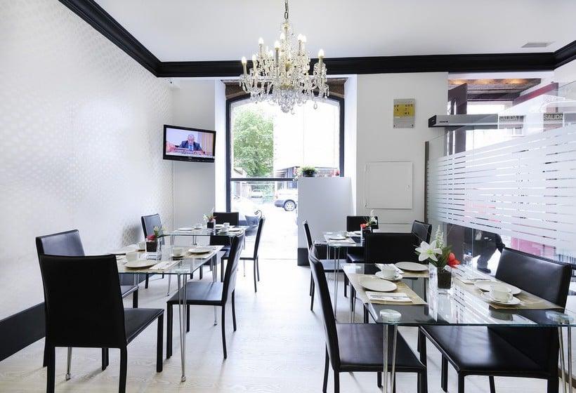 Restaurant Hotel Abba Jazz Vitoria Vitoria-Gasteiz