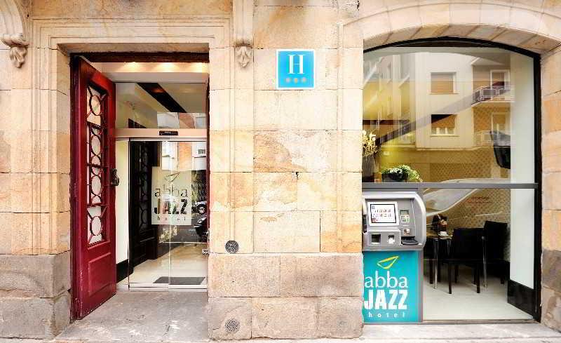 Exterior Hotel Abba Jazz Vitoria