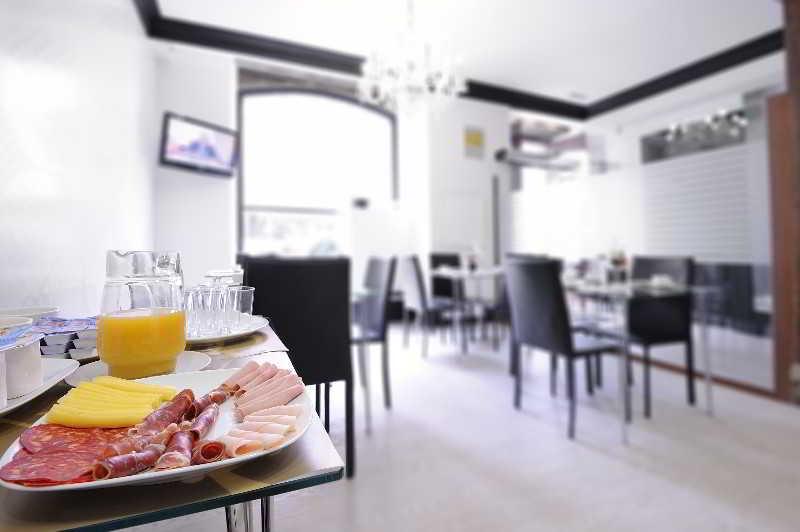 Restaurante Hotel Abba Jazz Vitoria