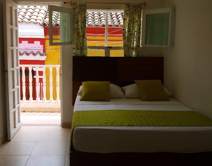 Hotel Casa Mary Cartagena das Índias