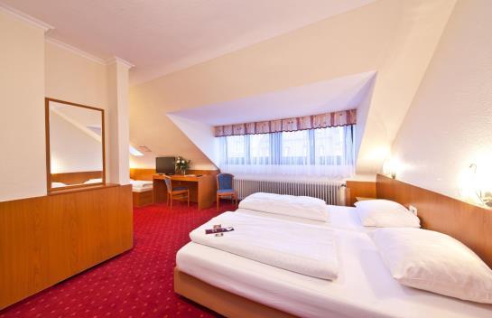 Novum Hotel Primus Frankfurt Sachsenhausen  Francoforte