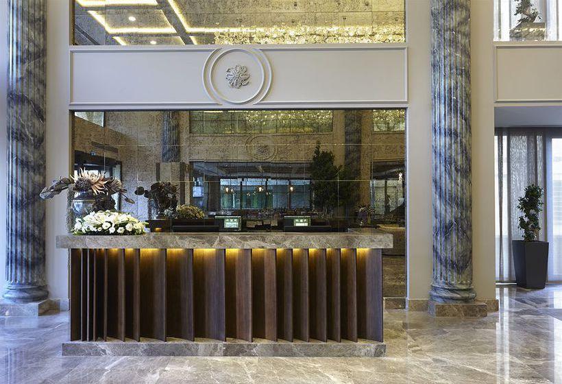 فندق Biz Cevahir Istanbul إسطنبول