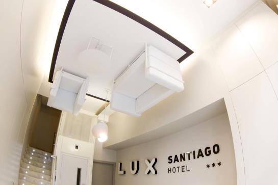 فندق Lux Santiago سانتياغو دي كومبوستيلا
